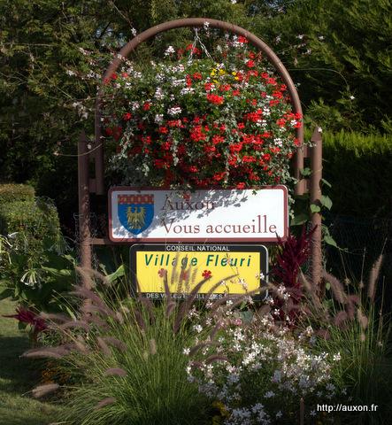 auxon-village-fleuri
